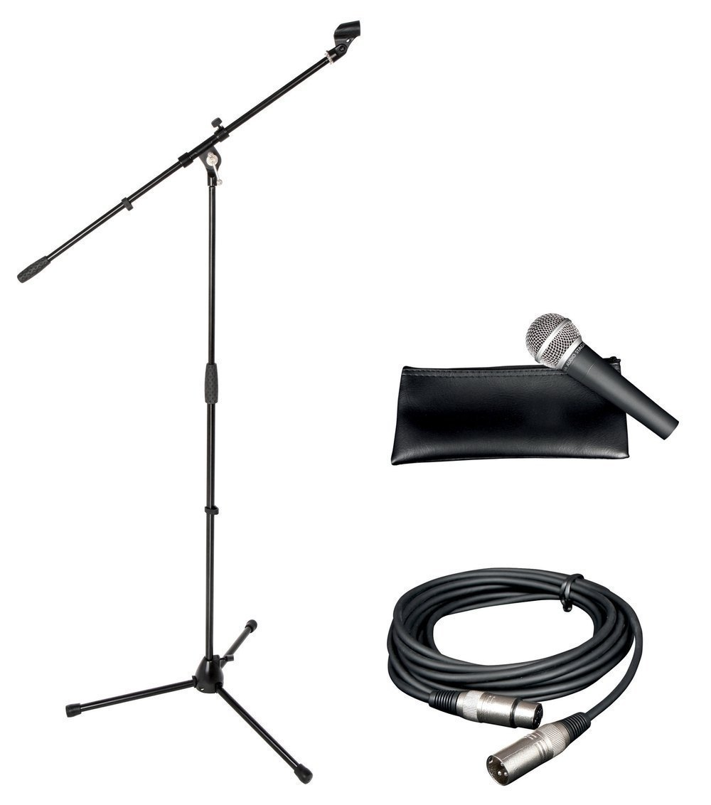 Gewa Mikrofon Alpha Audio Stage Set